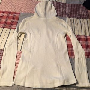 Lacoste Tops - Lacoste thermal hoodie